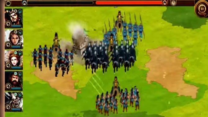 Age-of-Empires Por que a internet odiou Age of Empires: World Domination?
