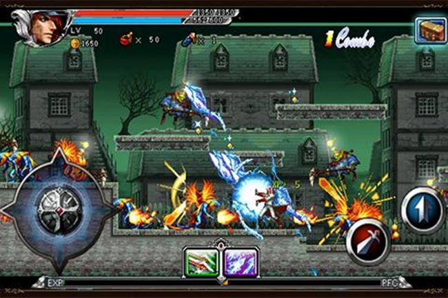 Castle-of-Shadown-Avenger-android 10 Jogos Leves e Offline para Android #1