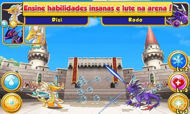 Dragon-mania Baixe 25 Jogos Grátis para Jogar Offline no Android #1
