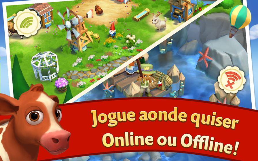 """Farmville-2-android-iOS-3 Farmville 2 chega ao Android e iOS com modo """"offline"""""""