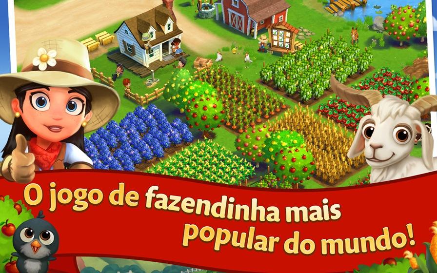 """Farmville-2-android-iOS Farmville 2 chega ao Android e iOS com modo """"offline"""""""