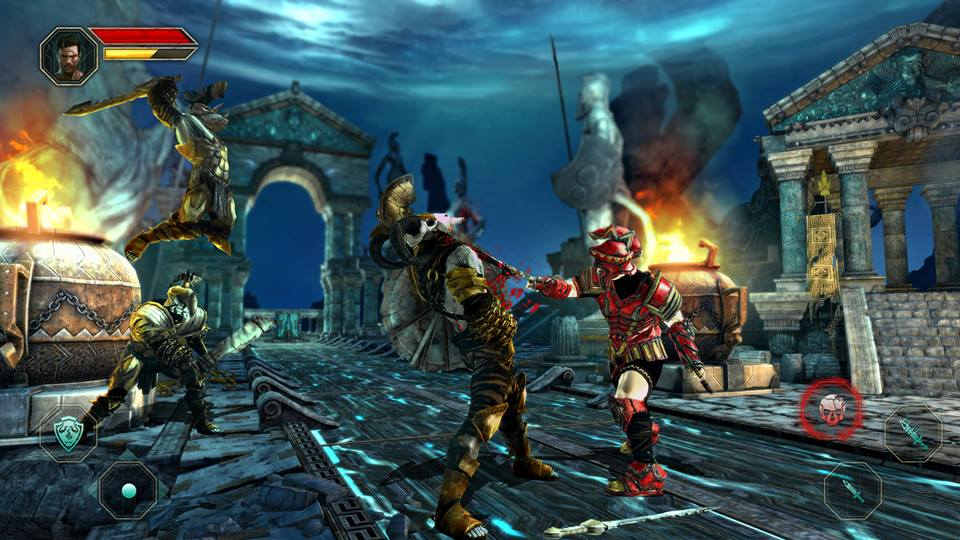 Godfire3 Godfire: Rise of Prometheus: Novas imagens do aguardado jogo para Android e iOS