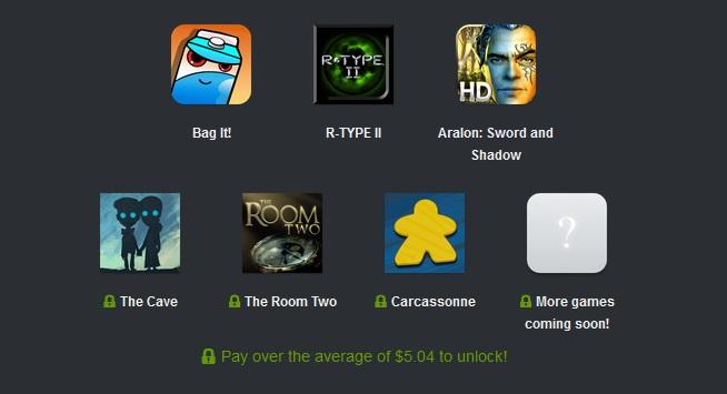 Humble-Mobile-Bundle-5 Humble Bundle 5 Android: Pague o quanto quiser em The Room 2, Aralon e outros