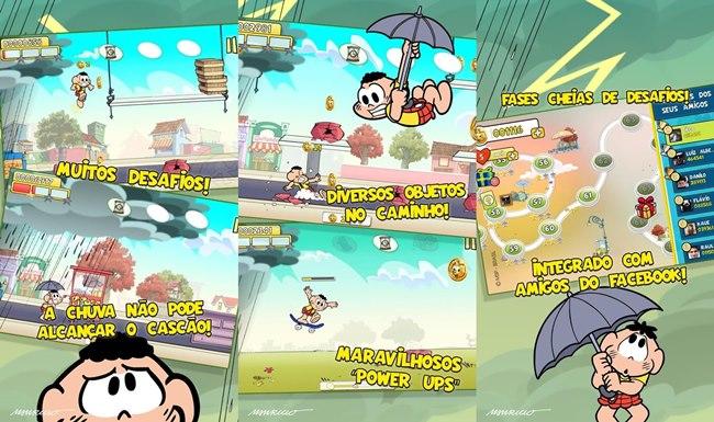 Jogo-Cascao-Android Melhores Jogos para Android Grátis - Março de 2014