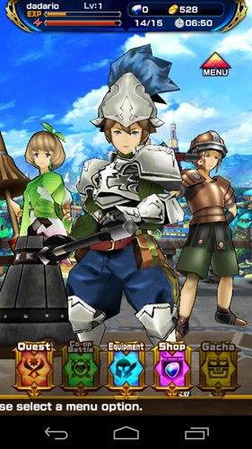 Slingshot-braves-android-ios-1 Slingshot Braves é um jogo de RPG com jogabilidade diferente