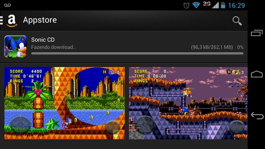 Sonic-cd-gratis-promocao-android Jogo para Android Grátis por tempo limitado - Sonic CD