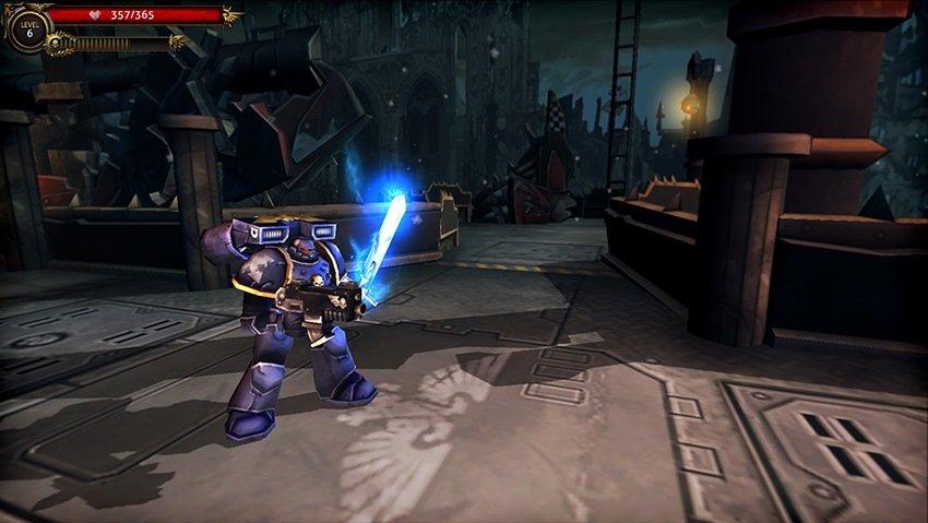 WH40kCarnage-Screenshots Warhammer 40,000: Carnage chega ao Android e iOS em Maio