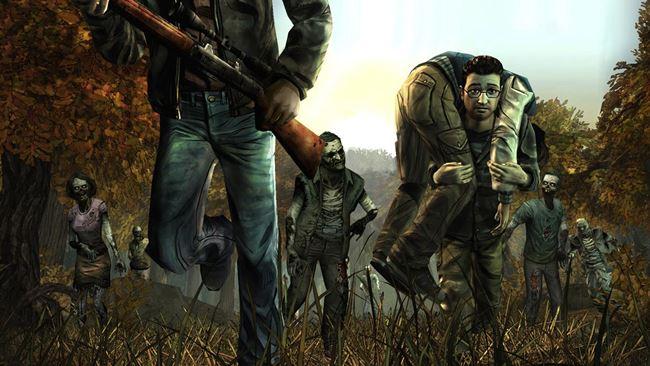 Walking-dead-android 20 jogos de console que já foram lançados no Android e iOS