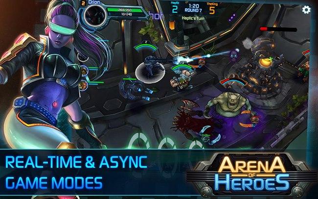 area-of-heroes-android Melhores Jogos para Android Grátis - Março de 2014