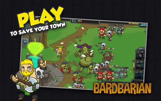 bardarian-Android Melhores Jogos para Android da Semana - #9/2014