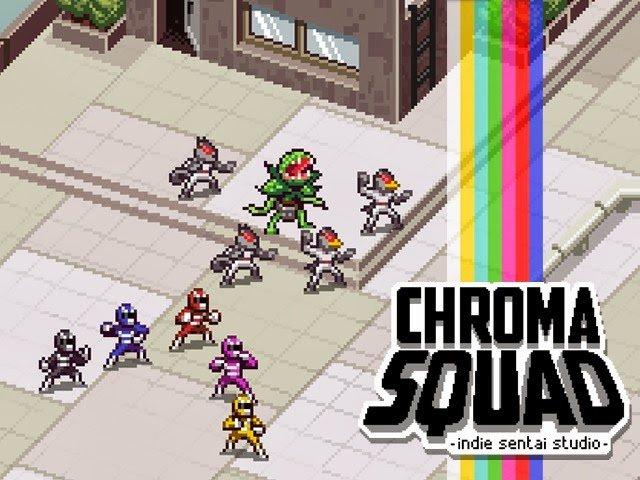 chroma-squad Veja como está ficando Chroma Squad, game da produtora nacional Behold