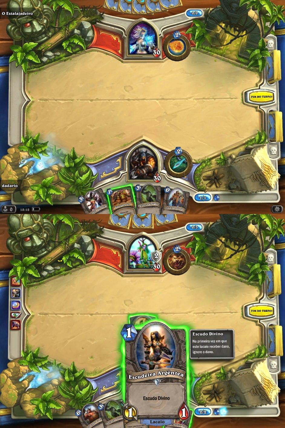 comparativo-ipad-pc Análise: HearthStone não é um simples card game, é um dos melhores jogos para tablets