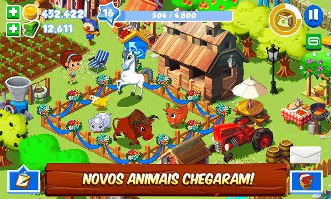 fazenda-verde-3 Baixe 25 Jogos Grátis para Jogar Offline no Android #1