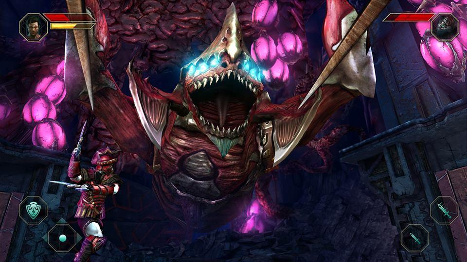 godfire1 Godfire: Rise of Prometheus: Novas imagens do aguardado jogo para Android e iOS
