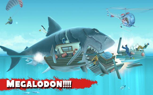 hungry-shark-android Baixe 25 Jogos Grátis para Jogar Offline no Android #1