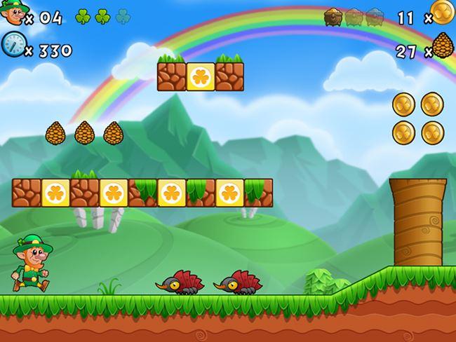 leps-world-3 10 Jogos Leves e Offline para Android #1