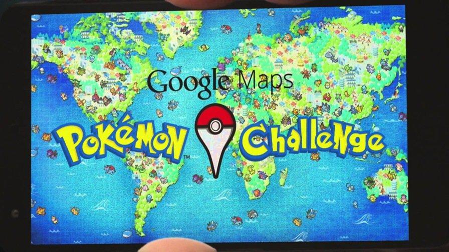 pokemongoogle-android 1º de Abril do Google é um jogo de Pokémons no Google Maps