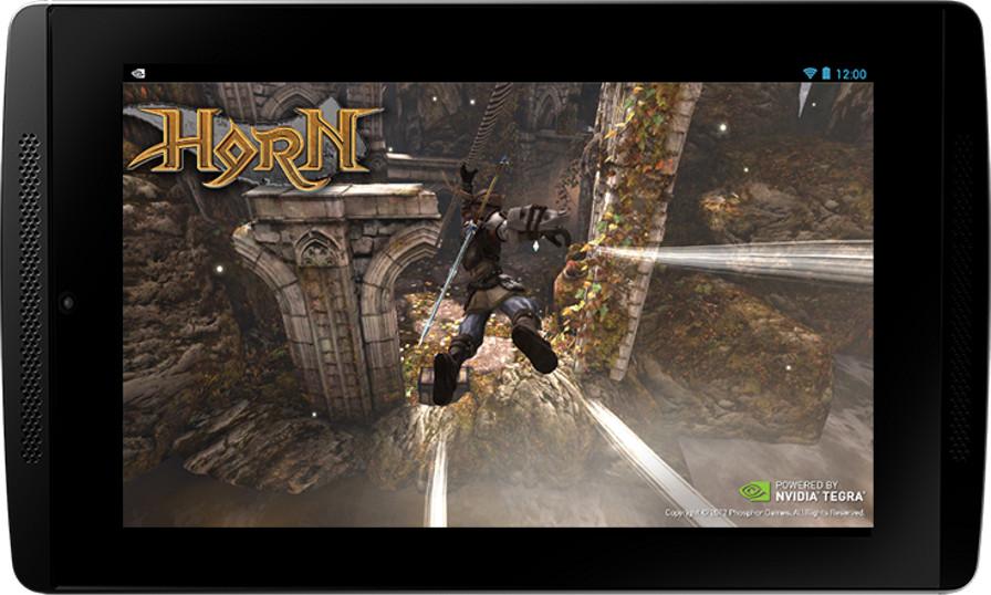 tegra-note-1 Tegra Note é um Tablet Gamer com Android para rodar qualquer jogo