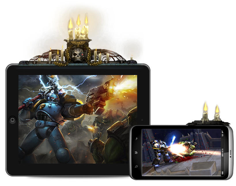 warhammer-4000-carnage Warhammer 40,000: Carnage chega ao Android e iOS em Maio
