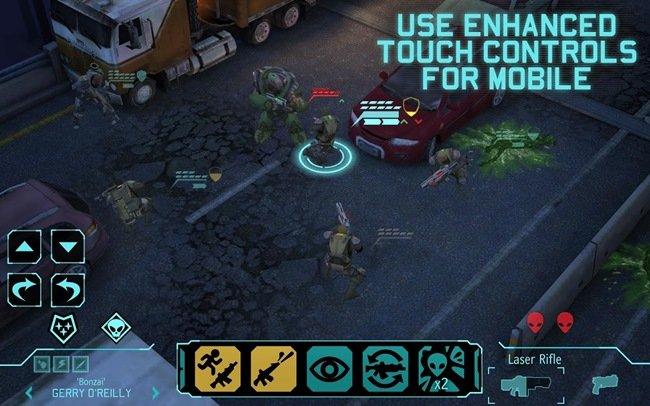 xcom-android XCOM: Enemy Unknown: conceituado jogo de estratégia chega ao Android