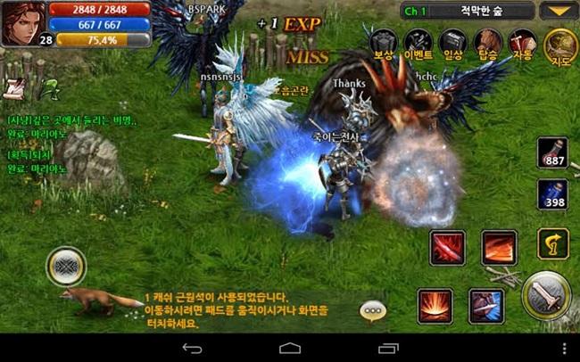arcane-hearts-2 Arcane Hearts: MMORPG coreano chega ao Android em breve