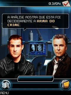 """csi-java-2 CSI """"sem Grissom"""" chega ao Android e iOS"""