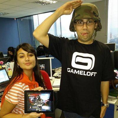 galera-gameloft Modern Combat 5: Gameloft do Brasil disponibiliza resumo da live no Youtube