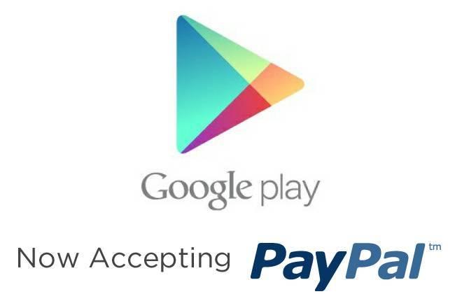 google-play-paypal Já é possível comprar apps pelo Paypal na Google Play (menos no Brasil)