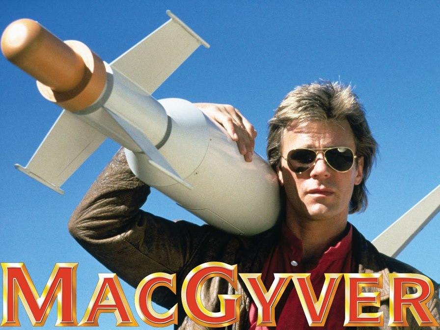 macgyver-android-ios Jogo para Android e iOS - MacGyver Descida Mortal
