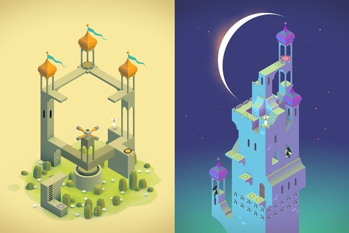 monument-valley-review-ios-3 Review: Arte e ilusão se encontram em Monument Valley