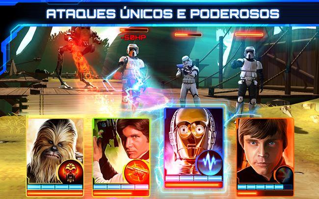 star-wars-card-game Melhores Jogos para Android Grátis - Abril de 2014