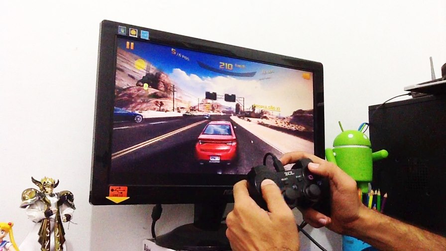 Como usar controles joysticks no BlueStacks (emulador do Android)