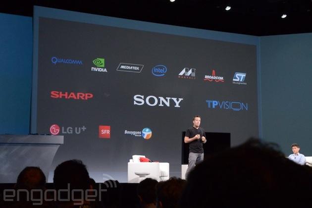 """Android-tv Android L, Android TV: Confira as novidades na área """"gaming'"""