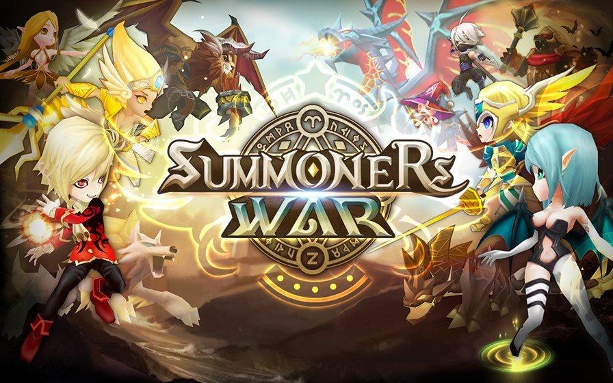 Summoners-War-Sky-Arena-1 Jogo Grátis para Android e iOS - Summoner War: Sky Arena