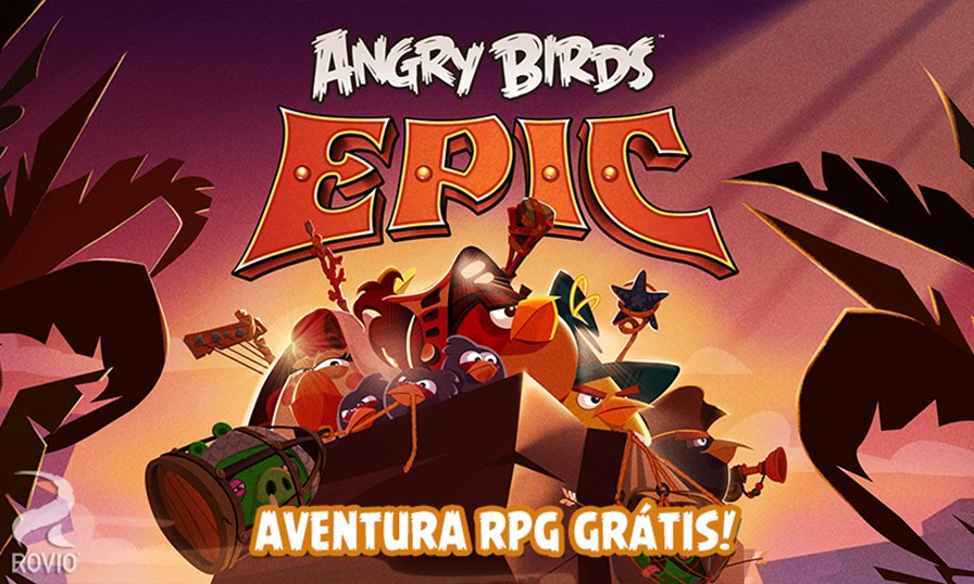 angry-birds-epic-android-ios-windows-phone Angry Birds Epic lançado oficialmente para Android, iOS e Windows Phone