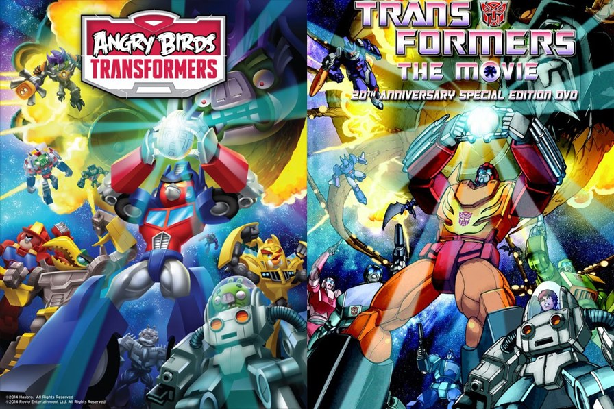angry-birds-transformers-android-ios-windows-phone-1 You Got the Touch! Transformers e Angry Birds irão se unir em novo jogo