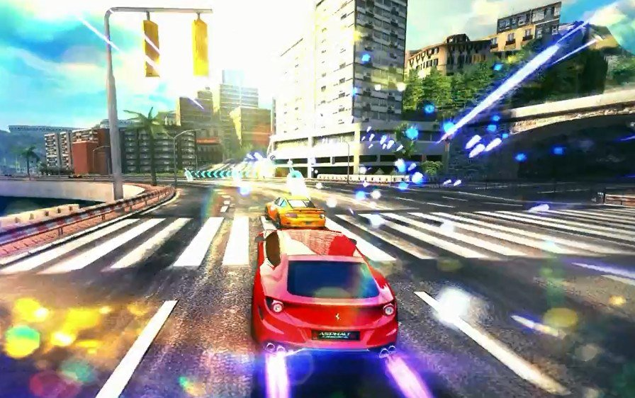 asphalt-8-atualizacao-2014 10 Jogos Incríveis para o Motorola Moto G