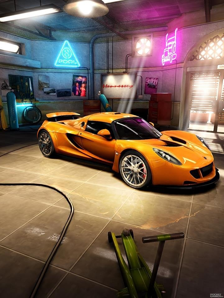 asphalt-overdrive-android-ios-windows-phone-4 Novo jogos da Gameloft: Asphalt Overdrive, Modern Combat 5, Dungeon Gems e outros