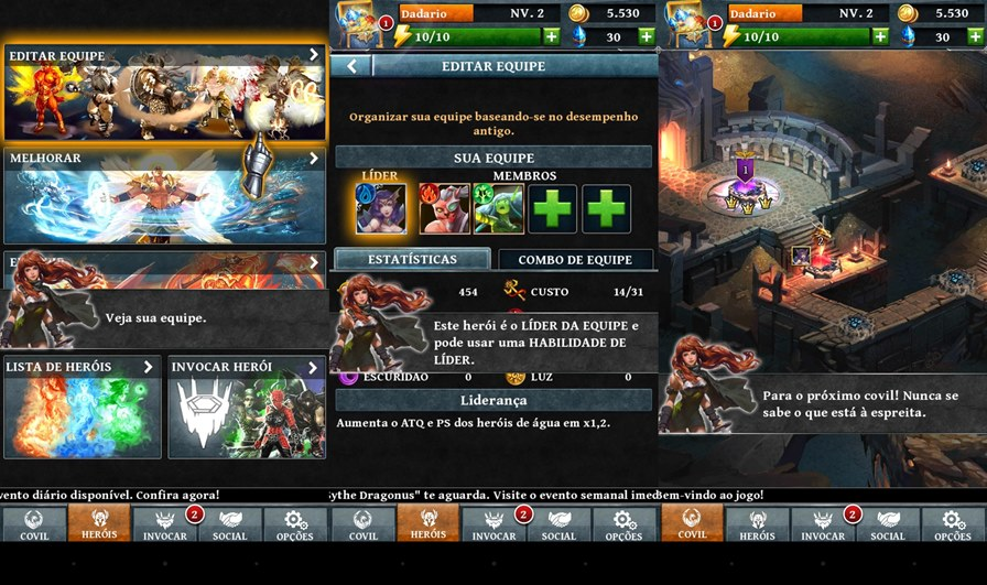 dungeon-gems-android-1 Jogo Grátis para Android e iOS - Dungeon Gems