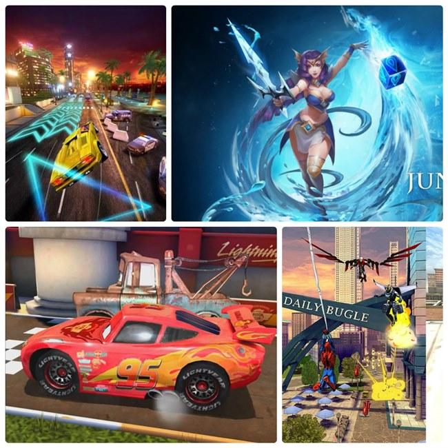jogos-e3-gameloft-2014 Resumo de E3 2014: Novidades para smartphones e tablets