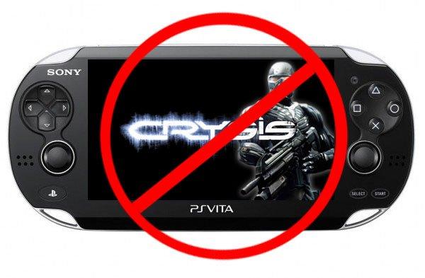 ps-vita-crysis Pressionada pelo mercado mobile, Sony vê jogos indie como o futuro do PS Vita