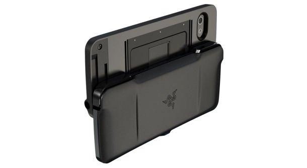 razer-junglecat-black-610x333 Razer anuncia Junglecat, controle para iPhone 5 e 5S