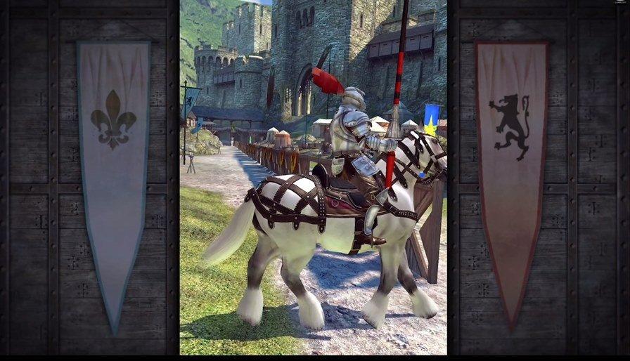 rival-knights-2 25 Melhores Jogos Grátis para Windows Phone - 1º Semestre de 2014