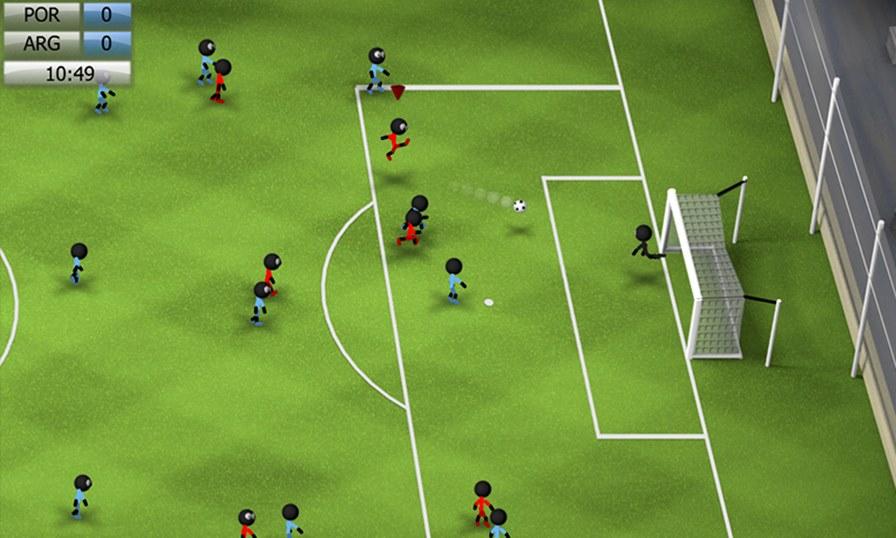 stickman-soccer-2014 Jogo Para Android Grátis - Stickman Soccer 2014