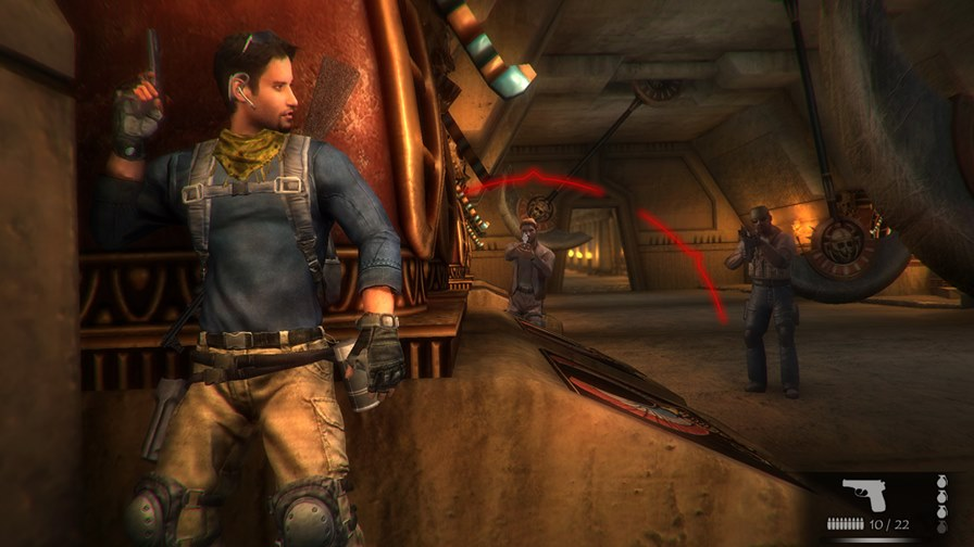 uncharted-android Unearthed é um clone de Uncharted para Android e iOS