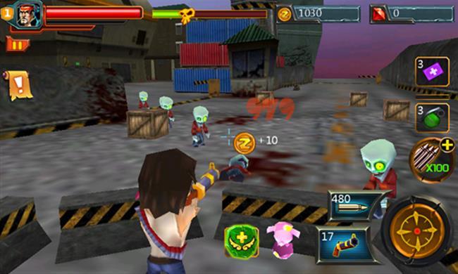AE-CoC-Zombie 25 Melhores Jogos Grátis para Windows Phone - 1º Semestre de 2014