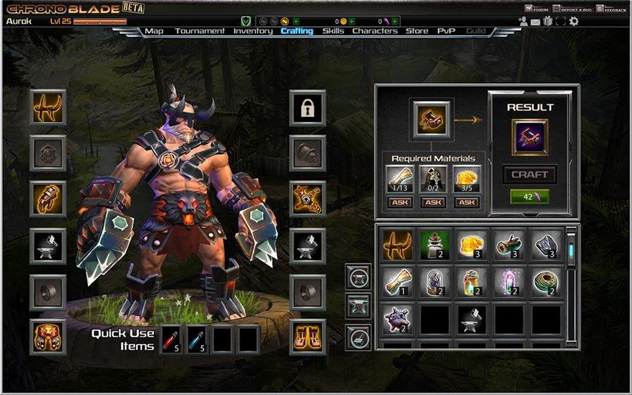 ChronoBlade-android-1 ChronoBlade, jogo de beat'em up do Facebook, vai chegar ao Android