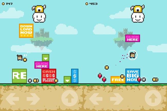 """FFF2PP-android-ios-1 Você Odeia """"Jogos Grátis""""? Despeje a sua fúria em FFFFF2P (Android e iOS)"""