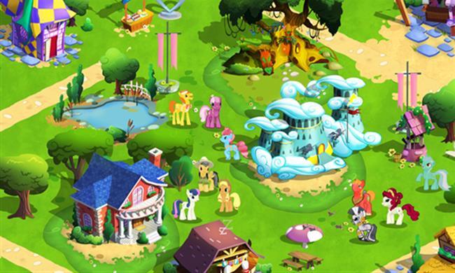 Jogos-Windows-Phone-Gratis-My-little-Pony 25 Melhores Jogos Grátis para Windows Phone - 1º Semestre de 2014
