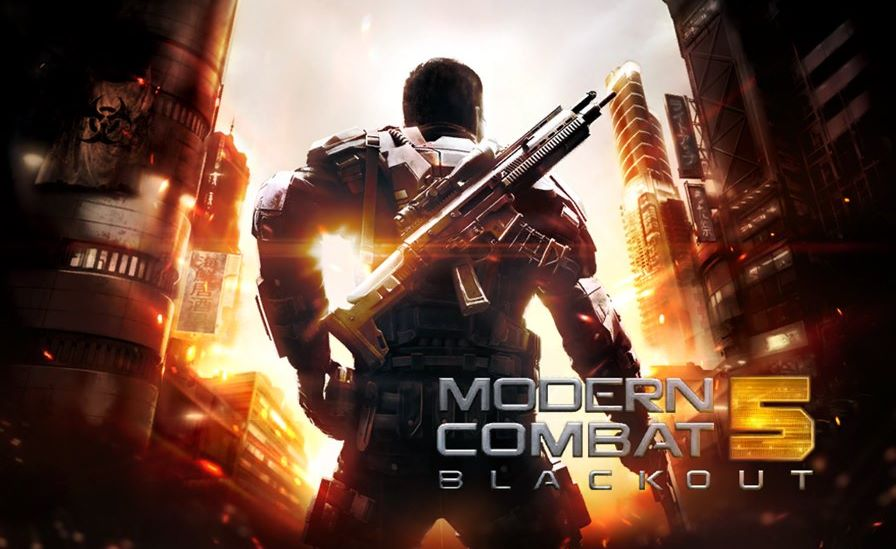 Análise: Modern Combat 5: Blackout (Android, iOS e Windows Phone)